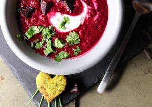 A wonderful autumn soup