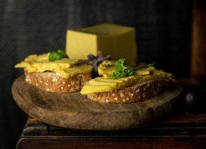 Moxshire Cheese – tangy vegan cheese